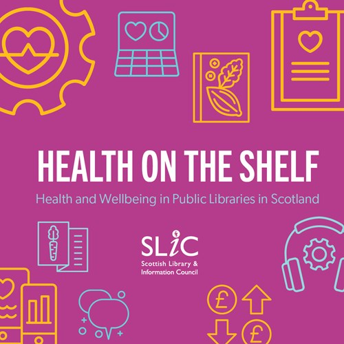 Health on Shelf front page