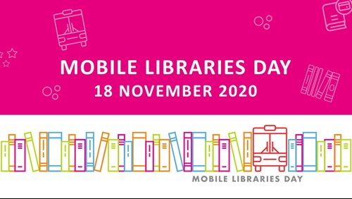 Mobile Libraries Day 2020 Logo