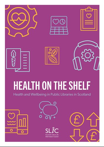 Health on the Shelf Report front page